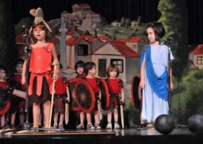 Παιδικός σταθμός - Νηπιαγωγείο Καραμελένια