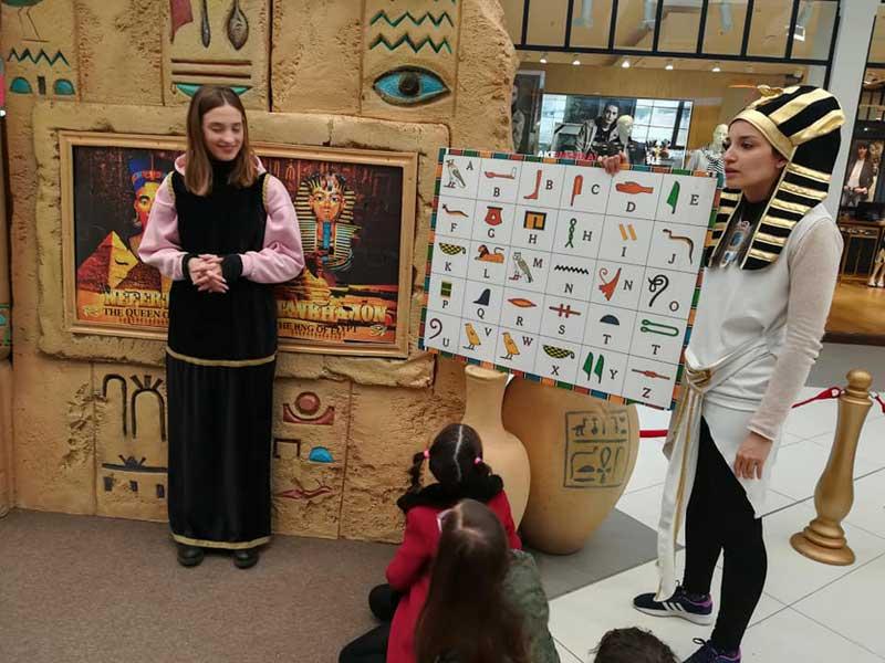 Ταξίδι στην Αίγυπτο – Πυραμίδες του Φαραώ